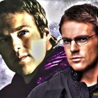 Made for Liliana She challenged me to make a Daniel Jackson wall on Facebook. I couldn