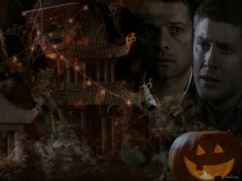Supernatural Halloween - Made by request for Marah