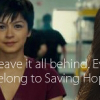 Saving Hope Banner
