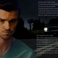 Alone in the Dark lyrics from Lawson